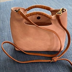 Adorable Crossbody and handle Purse